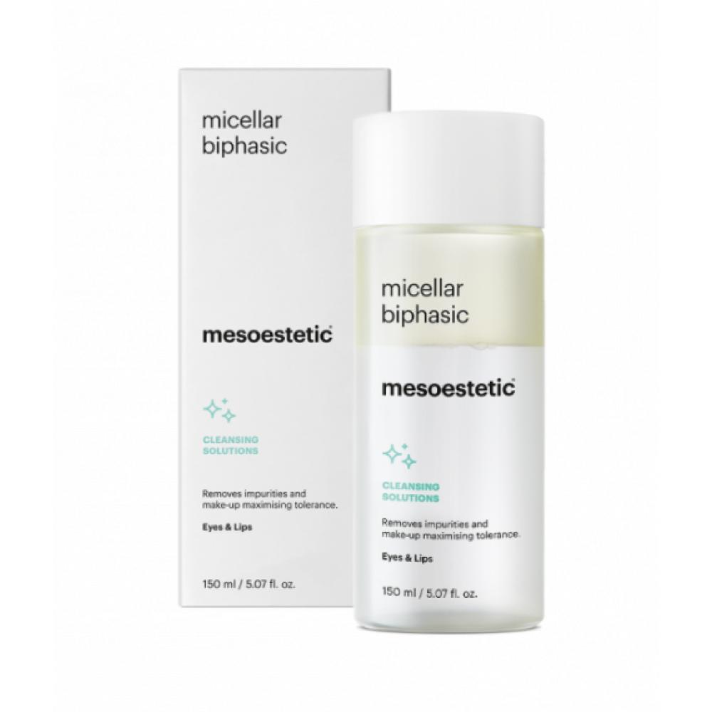 Двухфазное мицеллярное очищение - Mesoestetic Micellar Biphasic