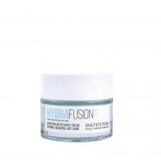 Увлажняющий гель - крем с 4 видами гиалуроновой кислоты - Instytutum HydraFusion 4D Hydrating Water Burst Cream