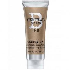 Уплотняющий волосы кондиционер для мужчин - Tigi B For Men Charge Up Thickening Conditioner
