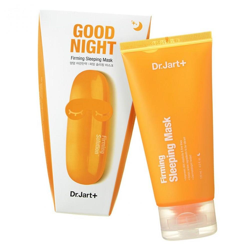 Нічна маска для пружності та еластичності шкіри - Dr. Jart+ Dermask Intra Jet Firming Sleeping Mask