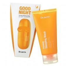 Ночная маска для упругости и эластичности кожи - Dr. Jart+ Dermask Intra Jet Firming Sleeping Mask