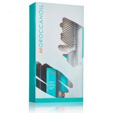 Набор для укладки и стайлинга - Moroccanoil Original Limited Kit