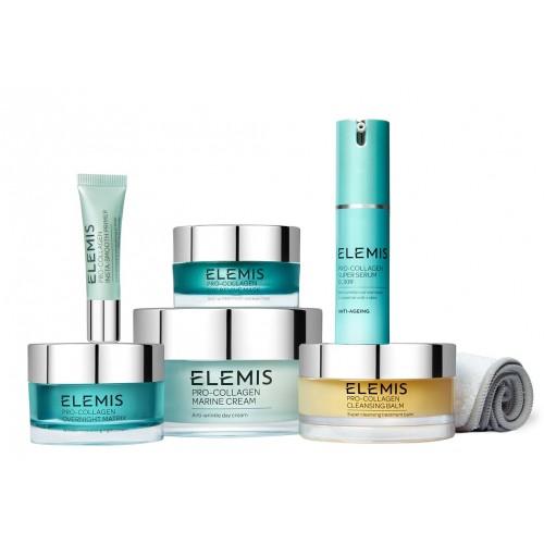 Скидка -20% на всю продукцию бренда Elemis