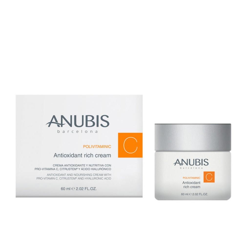 Антиоксидантный витаминизирующий крем Рич - Anubis Polivitaminiс Antioxidant Rich Cream