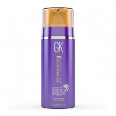 Несмываемый крем увлажнение для блонда - Global Keratin Leave-In Bombshell Cream
