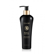 Шампунь-гель для абсолютной детоксикации волос и тела - T-Lab Professional Royal Detox Absolute Wash