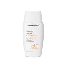 Омолаживающее питательное масло SPF-50+ - Mesoestetic Mesoprotech Nourishing Anti-Aging Oil SPF-50+