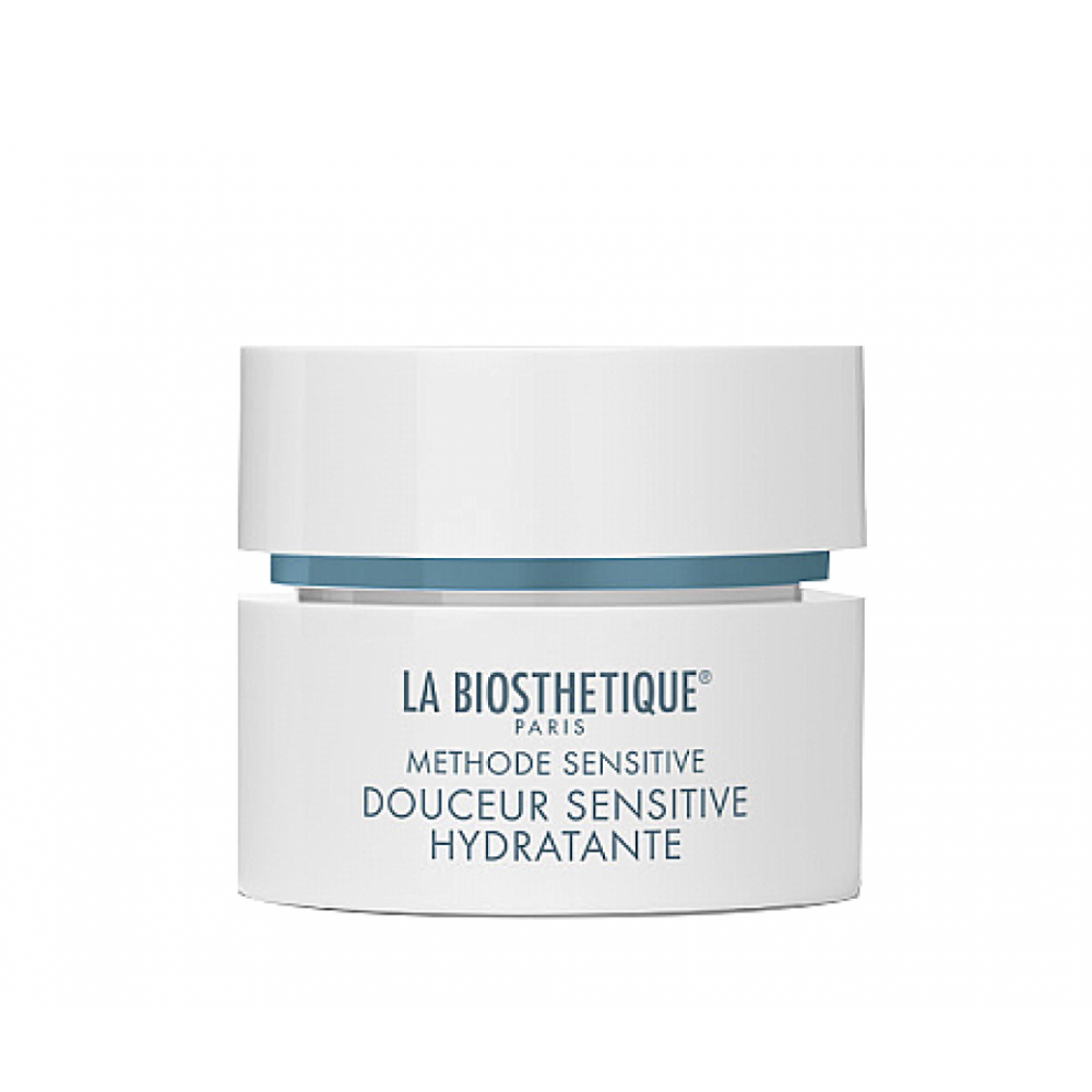 Регенерирующий, увлажняющий крем для чувствительной, обезвоженной кожи - La Biosthetique Douceur Hydratante