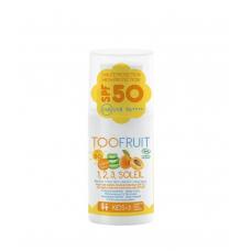 """Солнцезащитное молочко-флюид для тела """"Абрикос-Алоэ вера""""  - Toofruit Protection Sunscreen Milk SPF 50"""