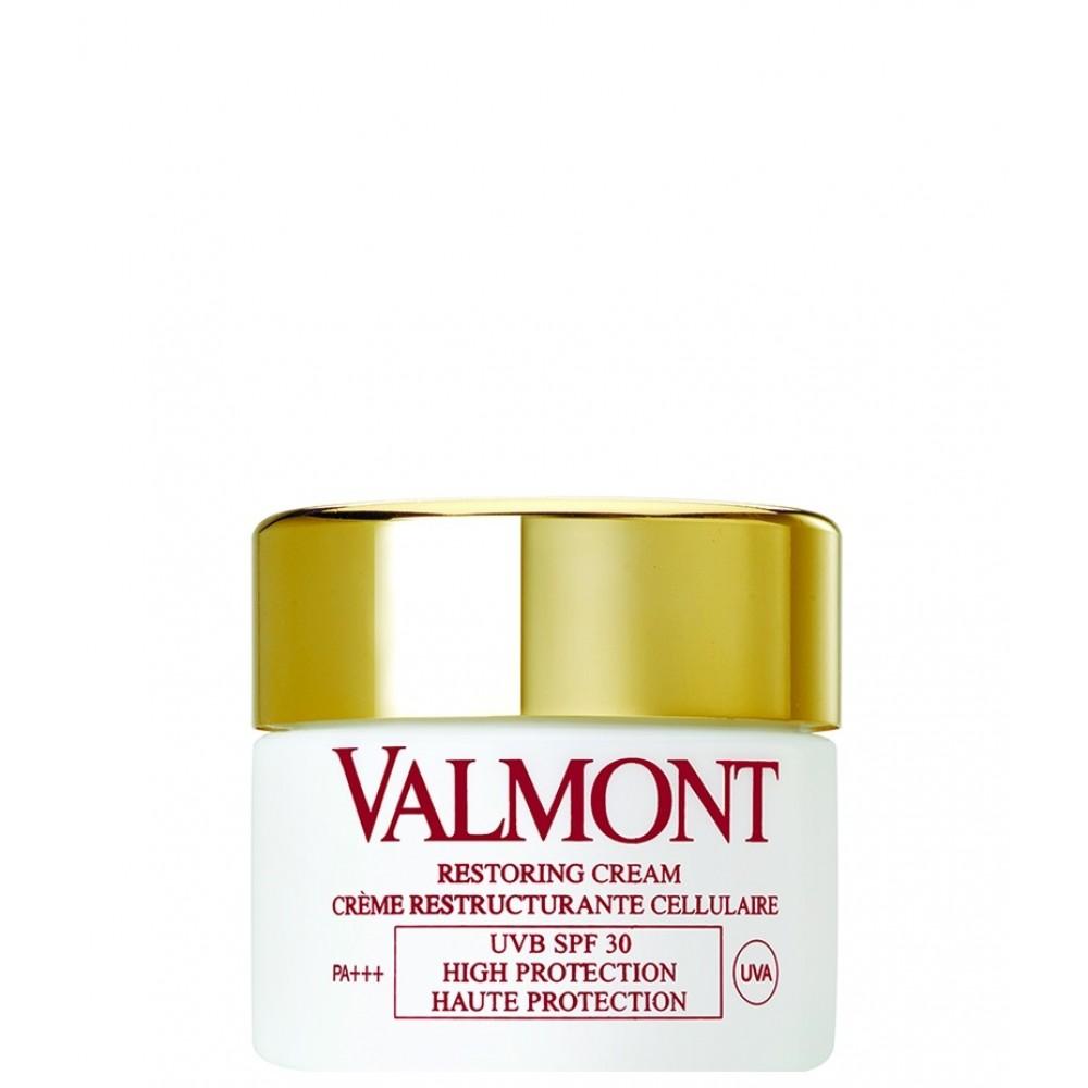 Восстанавливающий крем SPF 30 - Valmont Restoring Creme SPF 30