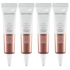Протеиновые крем-ампулы для волос - Moremo High Protein Ampoule Cream