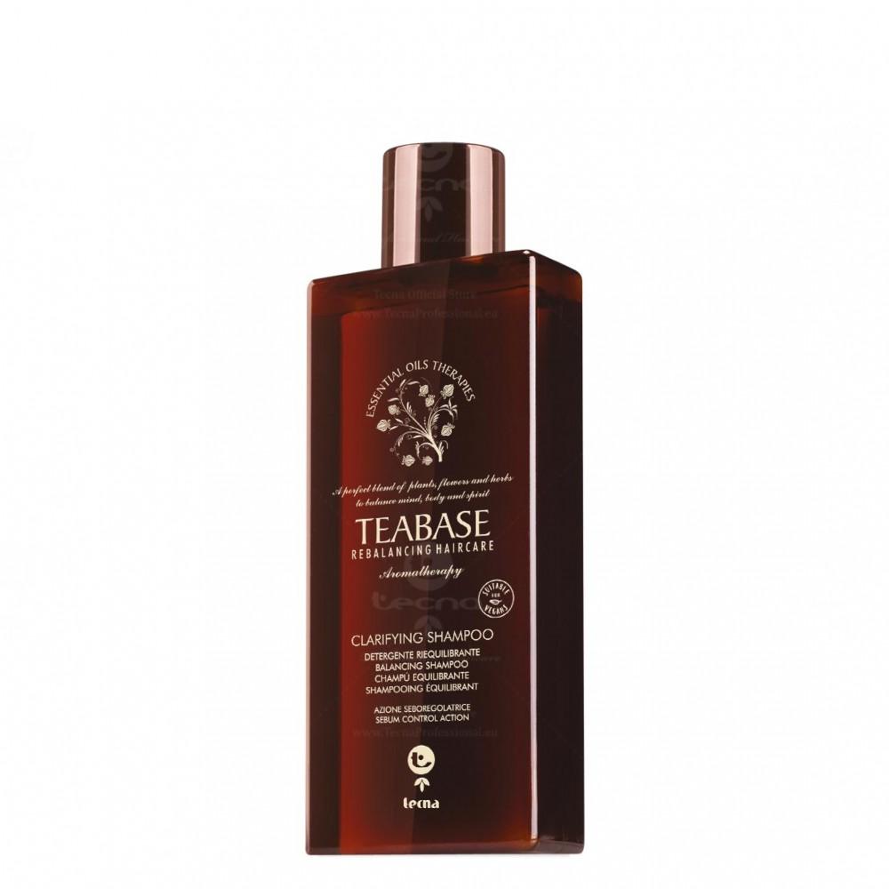Очищающий шампунь для жирной кожи головы - Tecna Clarifying shampoo