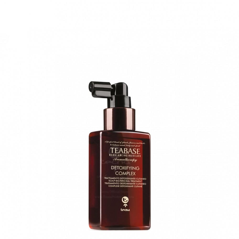 Очищающий лосьон для кожи головы (используется перед шампунем) - Tecna Detoxifying Complex