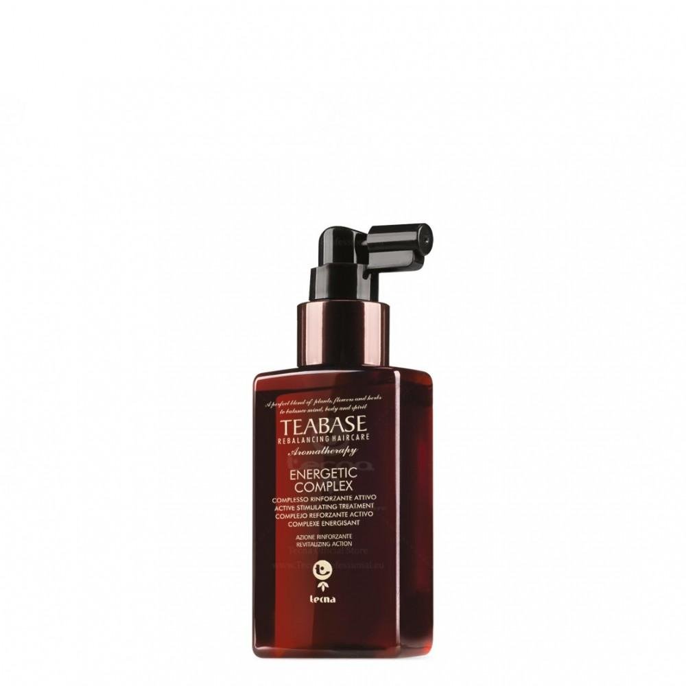Лосьон для слабых и ломких волос для нормализации баланса кожи головы -  Tecna Energetic Complex