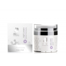 Укрепляющий восстанавливающий ночной крем против морщин - Juvilis Anti-Wrinkle Firming Repairing Night Cream