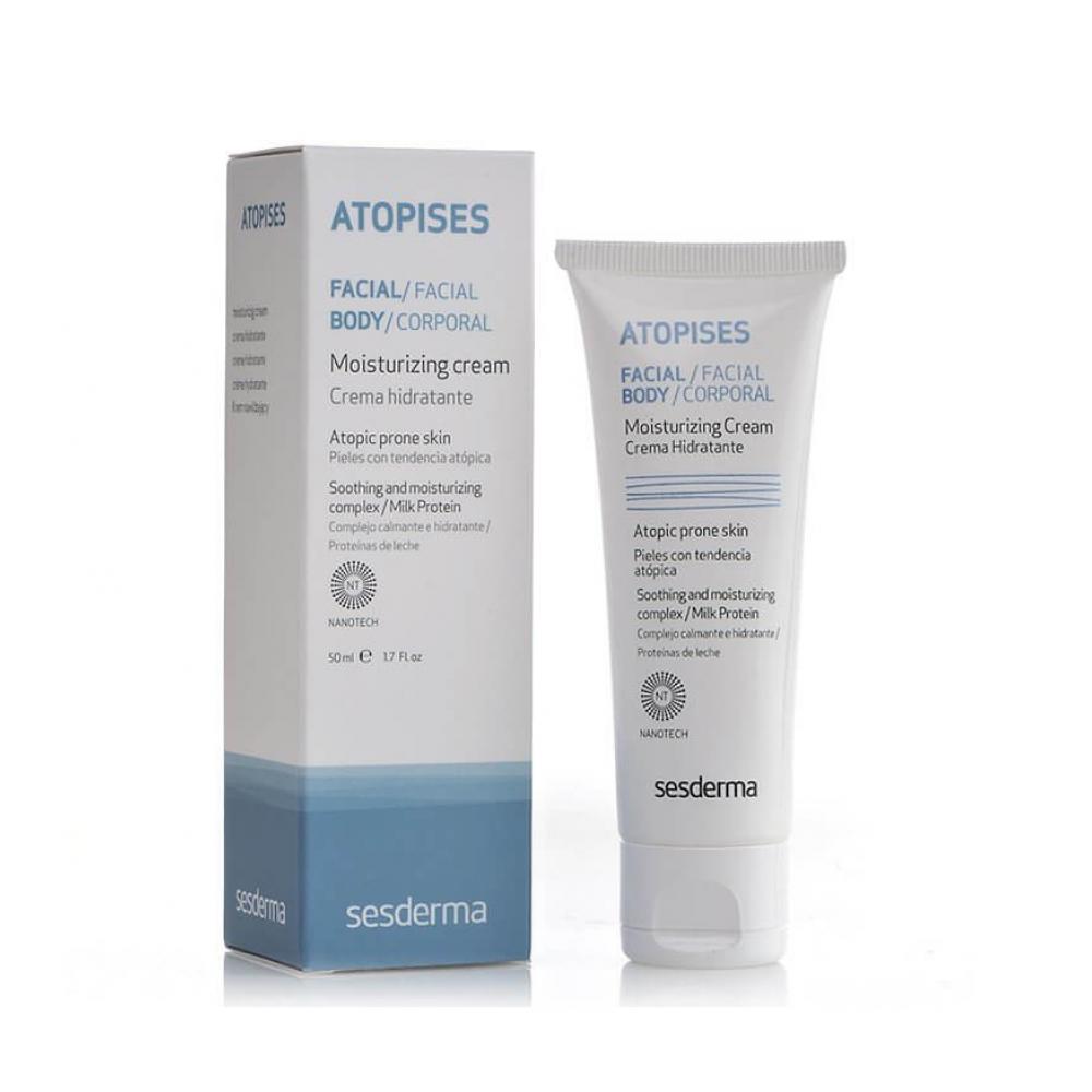 Увлажняющий крем - SeSDerma Atopises Moisturizing Cream