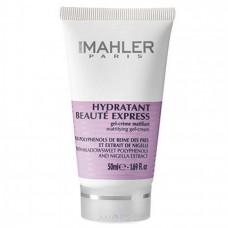 Увлажняющий гель-крем с матирующим эффектом - Simone Mahler Hydratant Beaute Express