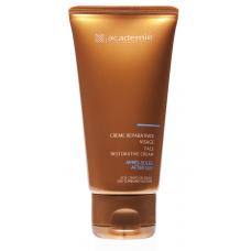 Успокаивающий крем для лица после загара - Academie Face restorative cream