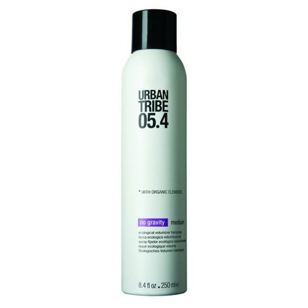 Эко-Лак для волос - URBAN TRIBE 05.4 No Gravity