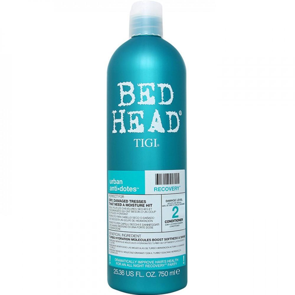 Кондиционер увлажняющий для сухих и поврежденных волос - Tigi Urban Anti+dotes Recovery Conditioner