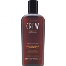 Шампунь для волос после маскировки седины - American Crew Classic Precision Blend Shampoo