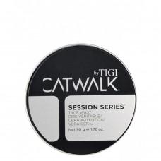 Воск для волос с легкой фиксацией - Tigi Session Series True Wax