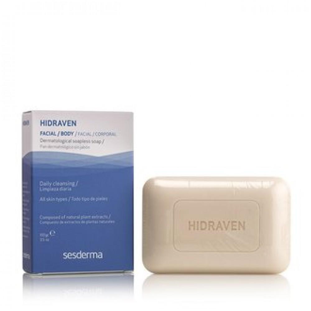 Дерматологическое мыло - Sesderma HIDRAVEN Dermatological Bar