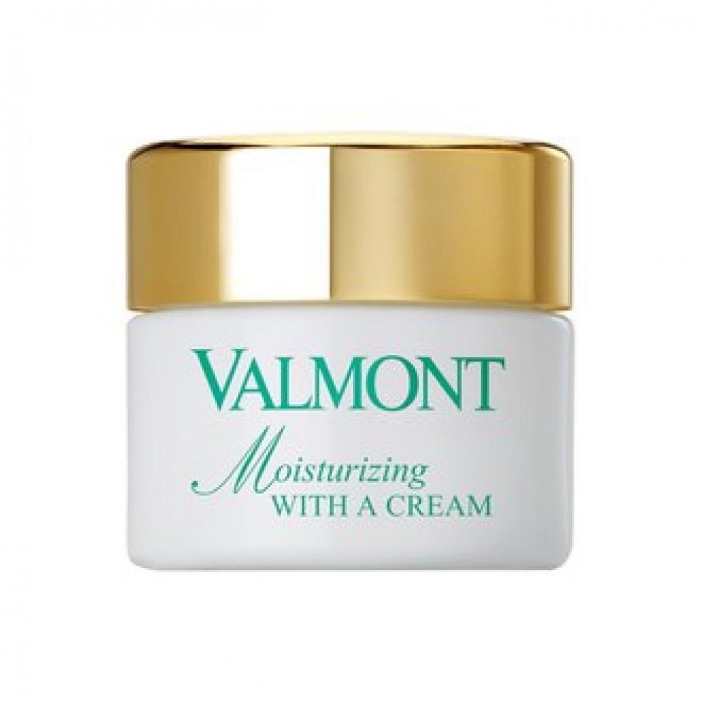 Увлажняющий крем - Valmont Moisturizing with a cream