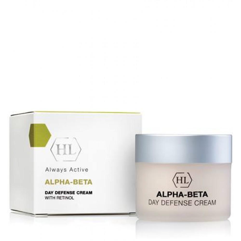 Дневной защитный крем - Holy Land Cosmetics Alpha-Beta & Retinol Day Defense Cream