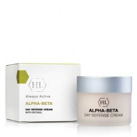 Дневной защитный крем - Holy Land Cosmetics Alpha-Beta & Retinol Day Defense Cream