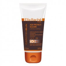 Солнцезащитный крем SPF 50+ - Ella Bache Crème/SPF50+ Sun Age protect cream
