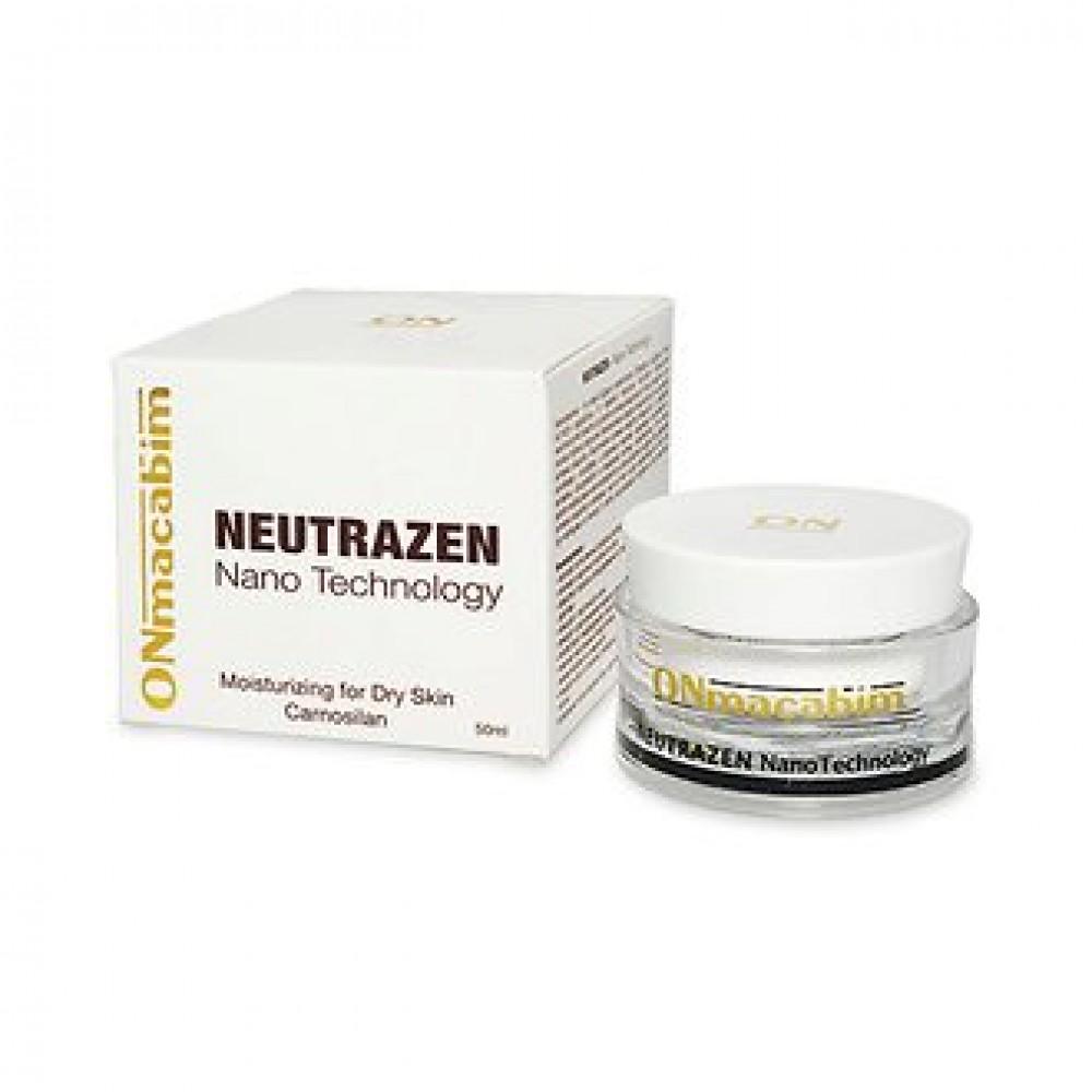 Дневной увлажняющий крем для сухой кожи - ONmacabim Carnosilan Moisturizing For Dry Skin SPF-15