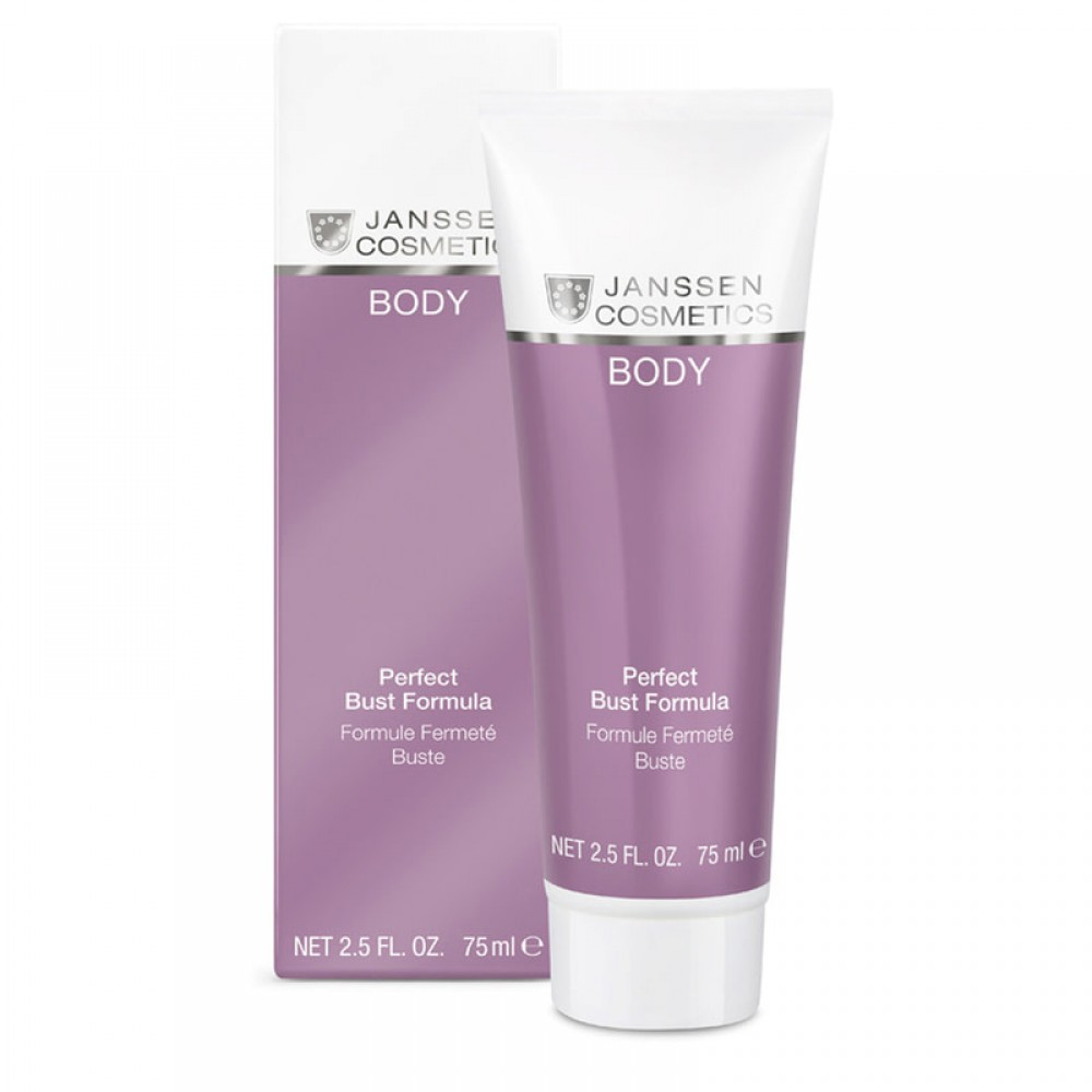 Лифтинг-сыворотка для бюста - Janssen Cosmetics Perfect Bust Formula
