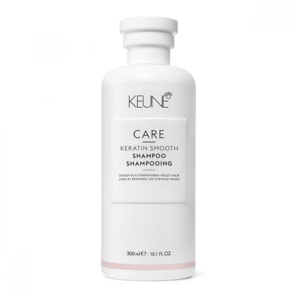 """Шампунь """"Кератиновый комплекс"""" - Keune Care Line Keratin Smoothing Shampoo"""