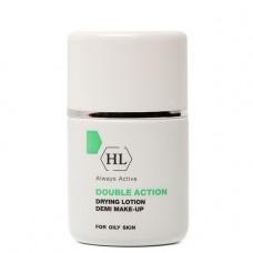 Подсушивающий лосьон с тоном - Holy Land Cosmetics Double Action Drying Lotion Demi Make-Up