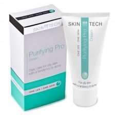 Крем для кожи с угревыми высыпаниями - SKIN TECH Skin Tech Purifying PRO