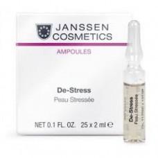 Антистресс - Janssen Cosmetics Ampoules De-Stress