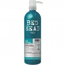 Увлажняющий шампунь для сухих поврежденных волос - Tigi Bed Head Urban Antidotes Recovery Shampoo