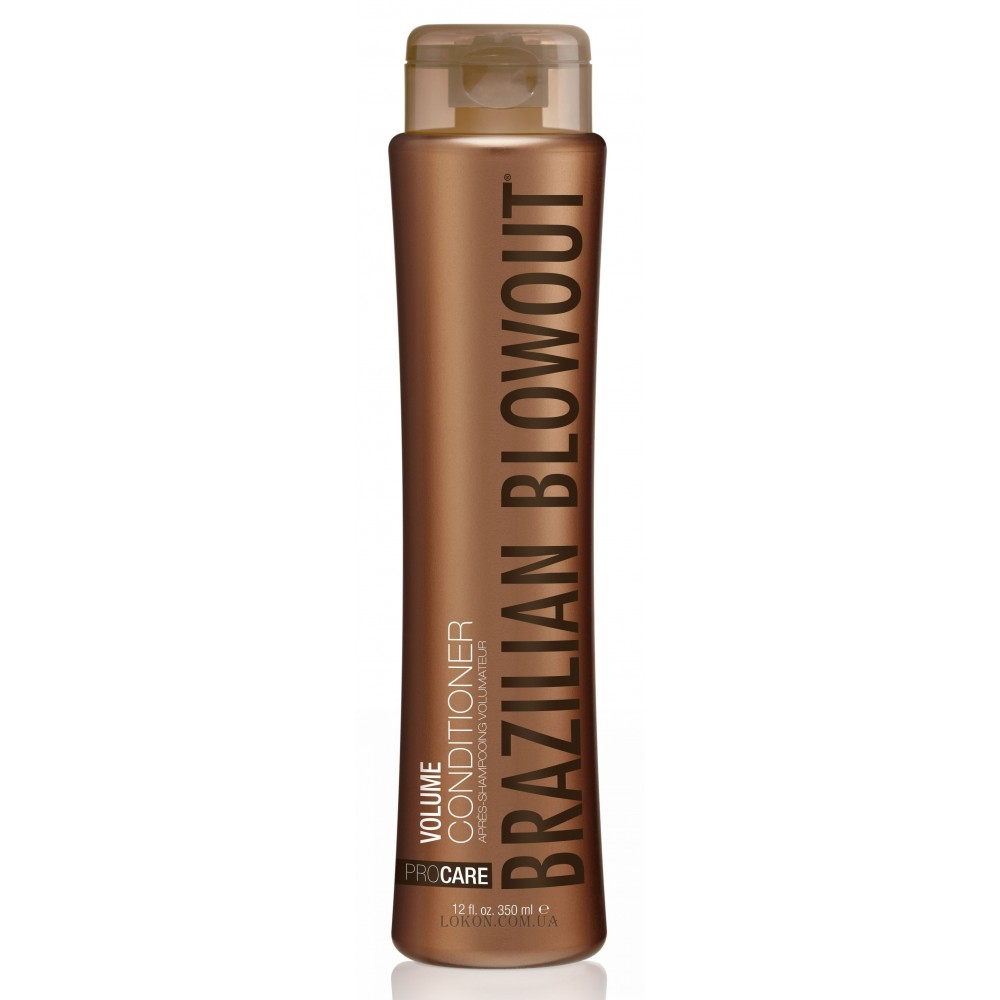 Кондиционер для придания объема волосам - BRAZILIAN blowout Volume Conditioner