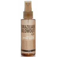 Защитный спрей-блеск - BRAZILIAN blowout Shine Spray Solution