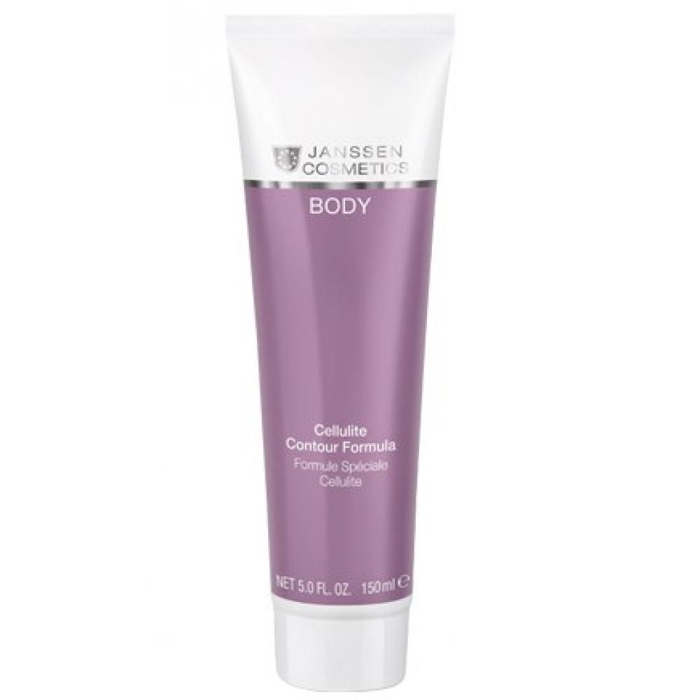 Антицеллюлитная сыворотка интенсивного действия - Janssen Cosmetics Cellulite Contour Formula