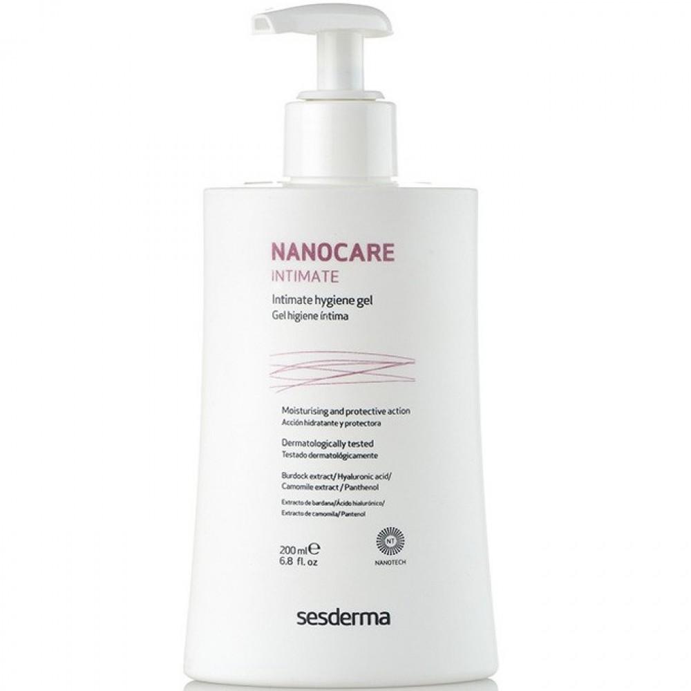 Гель для интимной гигиены - SeSDerma Nanocare Intimate Hygiene Gel