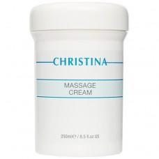 Массажный крем для всех типов кожи - Christina Massage Cream