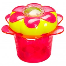 Расческа - Tangle Teezer Magic Flowerpot Orange Pink