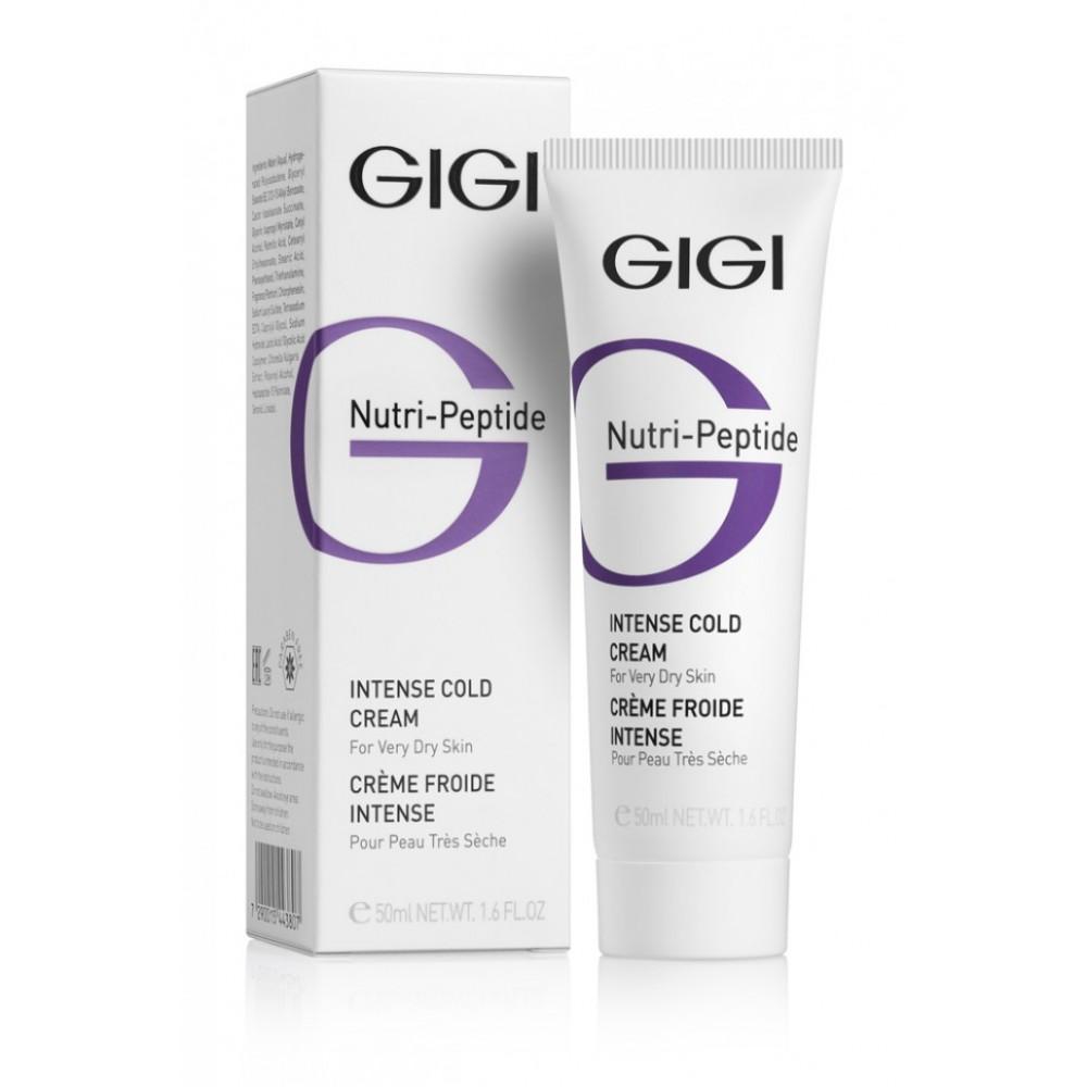 Крем пептидный интенсивный зимний для всех типов кожи - GIGI NUTRI-PEPTIDE Intense Cold Cream
