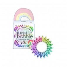 Детская резинка-браслет для волос -  invisibobble KIDS Magic Rainbow