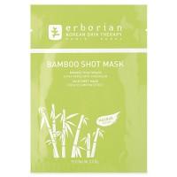 Увлажняющая тканевая маска для лица Бамбук - Erbor...