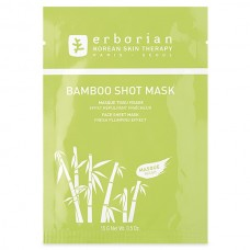 Увлажняющая тканевая маска для лица Бамбук - Erborian Bamboo Shot Mask