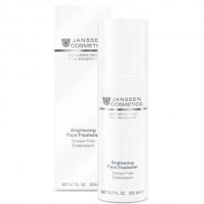 Осветляющий тоник - Janssen Cosmetics Brightening Face Freshener