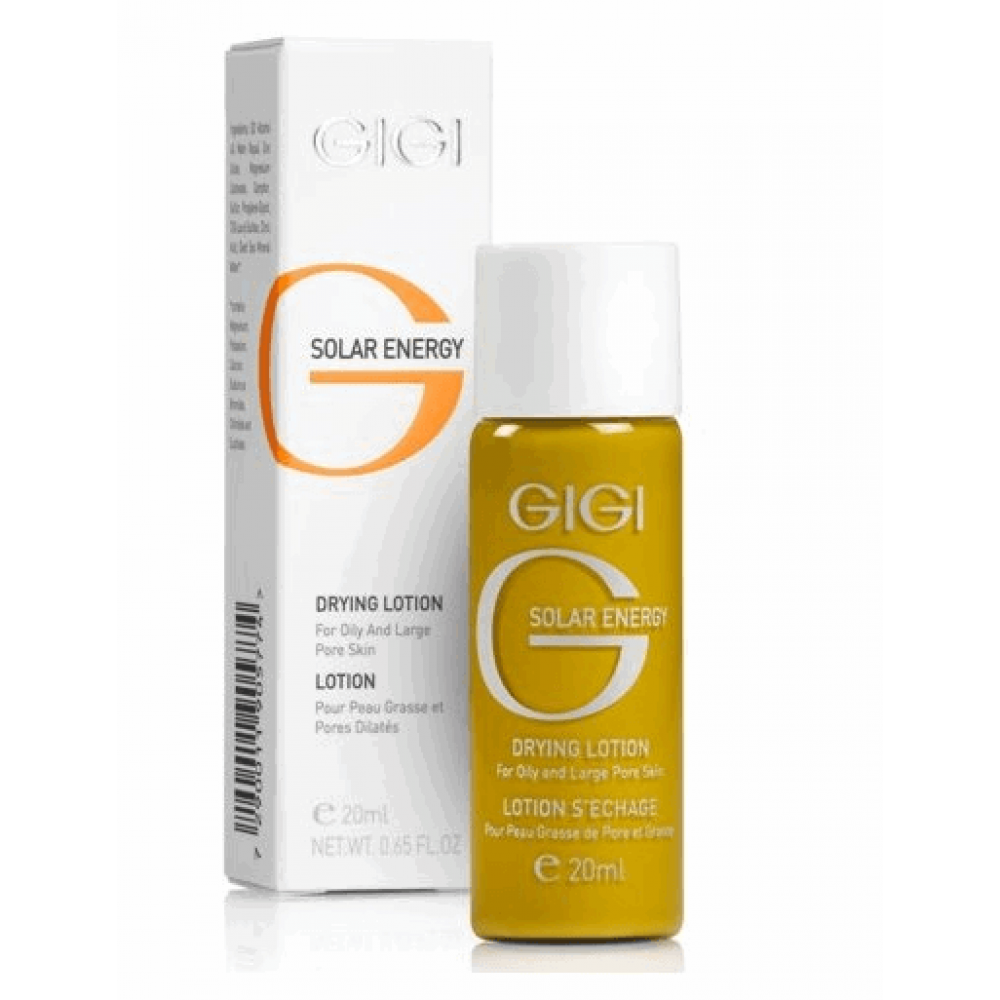 Подсушивающий лосьон - GIGI Solar Energy Drying Lotoin For Oily Skin